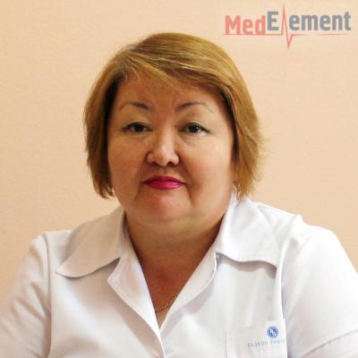Балабекова Алма Аргынбековна