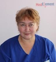 Михайлова Ирина Баиртоновна