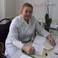 Жанабергенова Мадина Айтпаровна