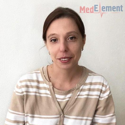 Смирнова Анна Александровна