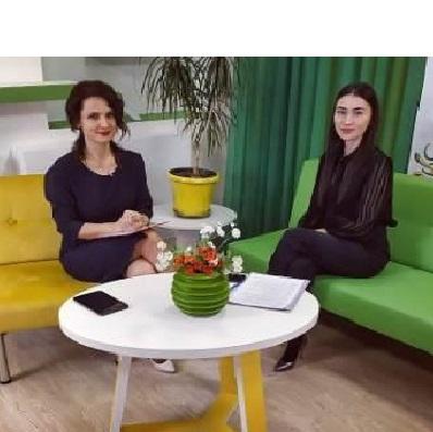 Выступление на телевидении