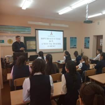 Семинар – тренинг для учащихся г. Лисаковска