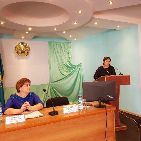 Координационный совет в Денисовском районе