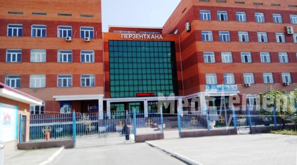 Атырауский городской родильный дом