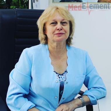Киричкова Лариса Сергеевна
