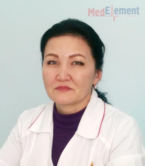 Утепова Клара Яхудаевна