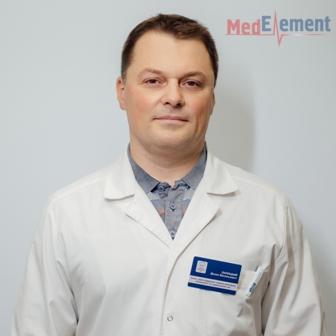 Лапицкий Денис Васильевич