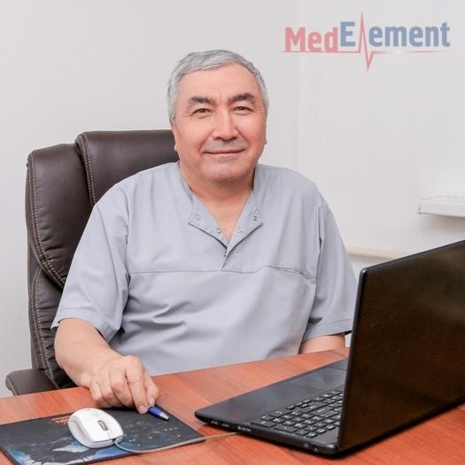 Азимханов Ахмет Сыдыкович