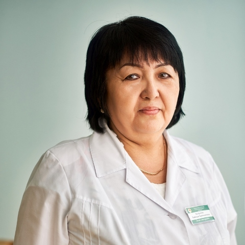 Мамаева Бибижан Бримжановна