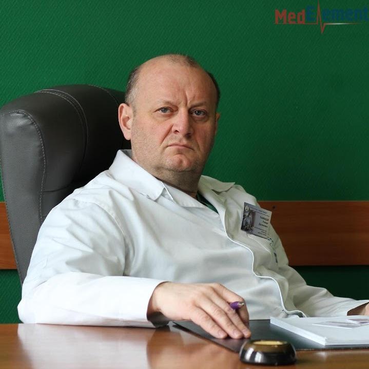 Паикидзе Роберт Душикович
