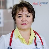 Добровольская Нафиса Халматовна