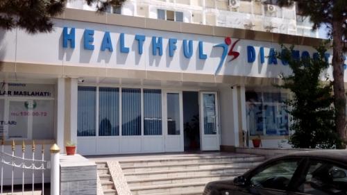 """Многопрофильная клиника """"HEALTHFUL DIAGNOSTICS"""""""
