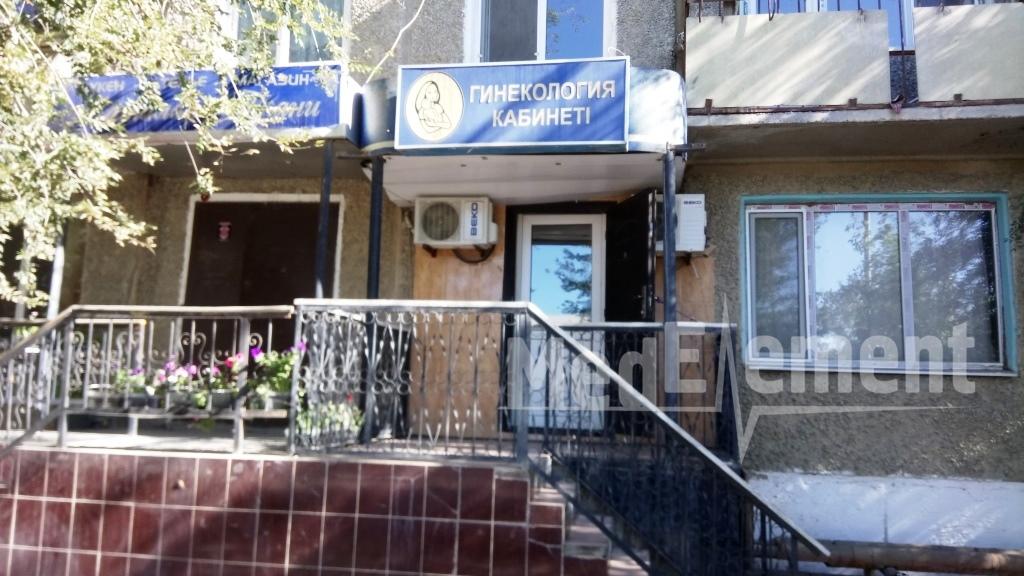 Кабинет гинеколога в мкр Привокзальный-5, д. 31