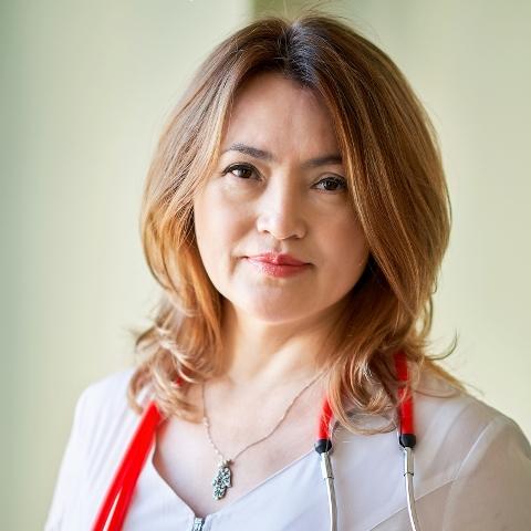 Саденова Асель Орынбаевна