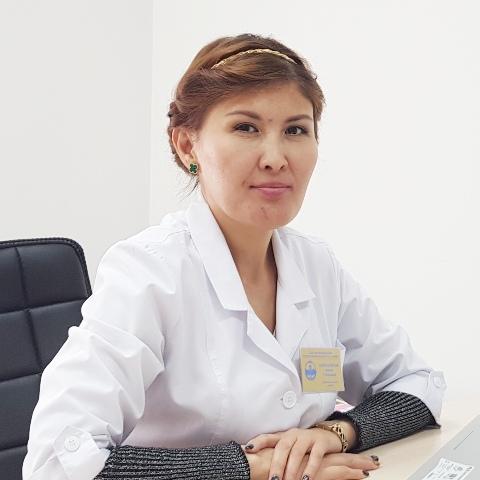 Абилкасимова Акерке Сабыровна