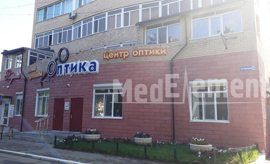 """""""ОПТИКА"""" орталық салоны"""