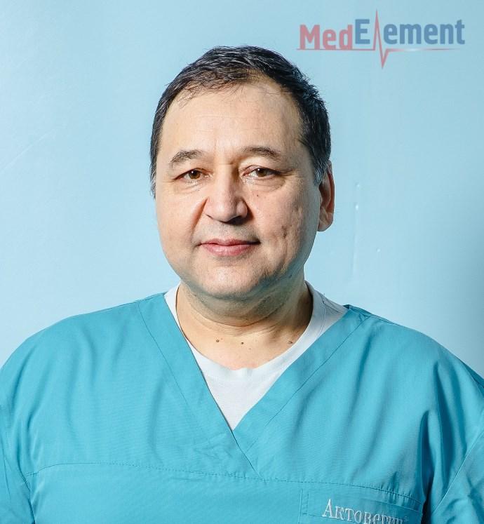 Ташбаев Нуритдин Айнитдинович