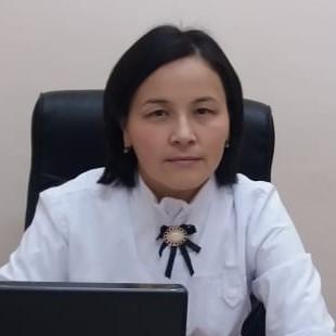 Сейдувалова Улжалгас Базаровна