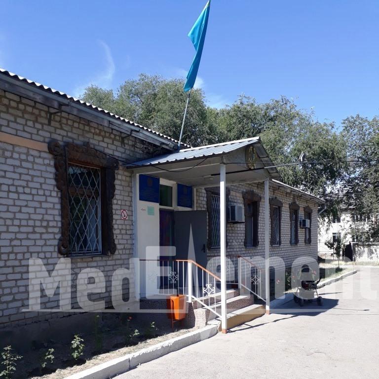 Дәрігерлік амбулатория (Чапаев ауылы)