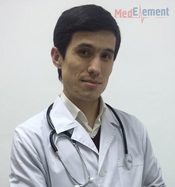 Серимов Арман Мухитович