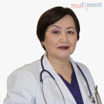 Усербаева Сауле Бактыгалиевна