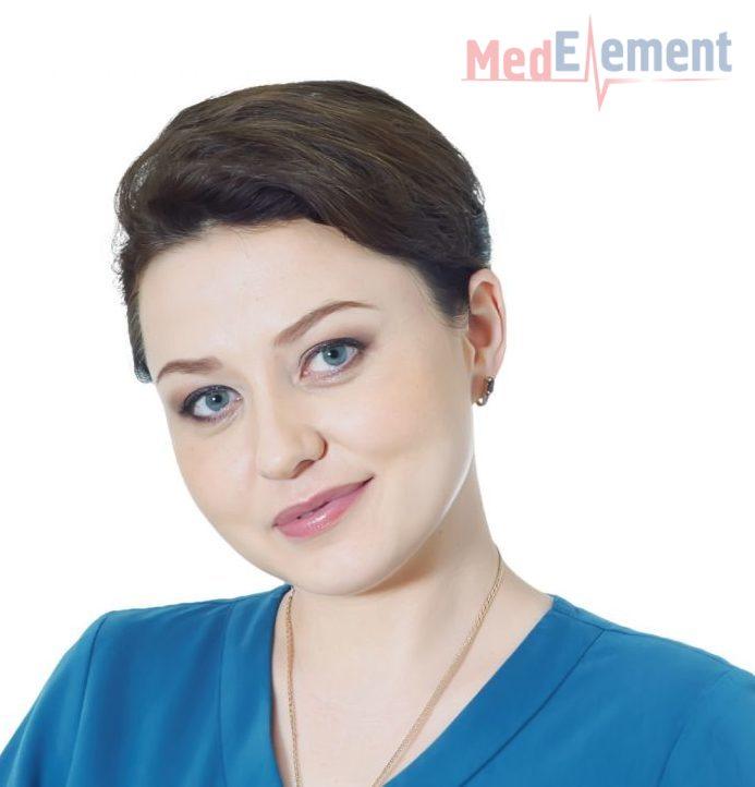 Асильбекова Марина Викторовна