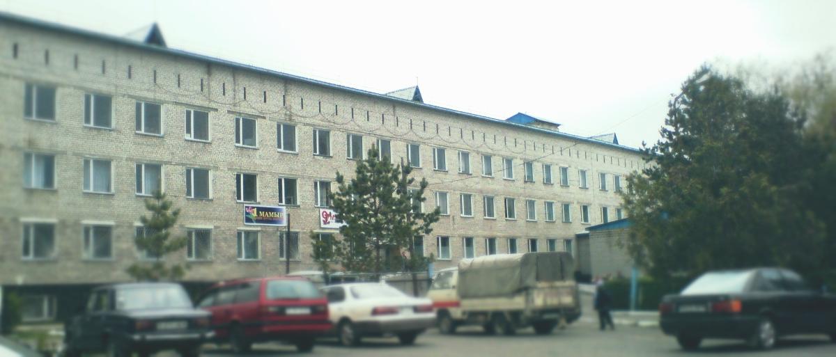 Каратальская центральная районная больница г. Уштобе