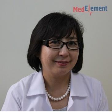 Нургазина Гульмира Кабышевна