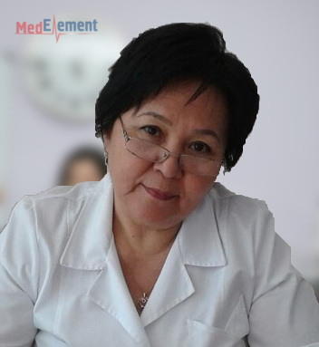 Исатаева Хадиша Булатбаевна