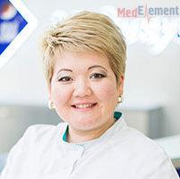 Джусупова Индира Адилевна