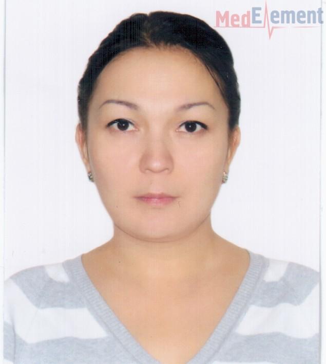 Токтарова Ляззат Амангельдиевна