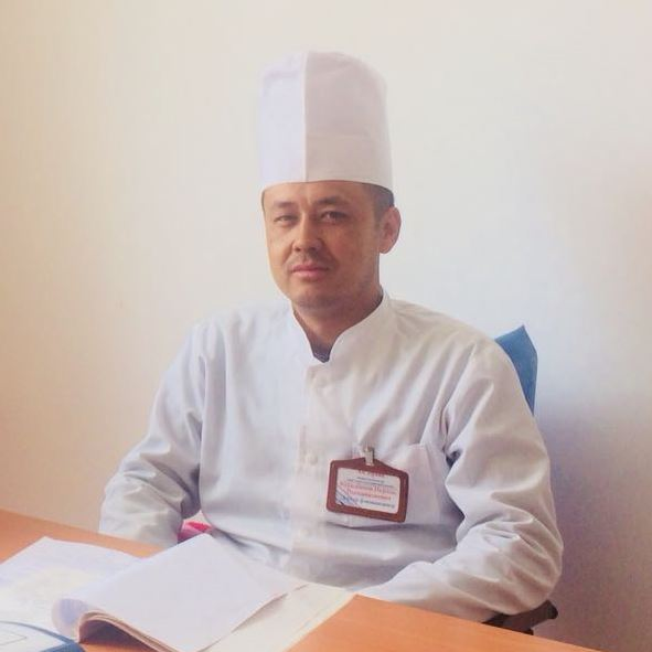 Куралбеков Нурлан Нышаналиевич