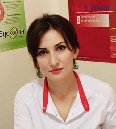 Исмаилова Малика Сумановна