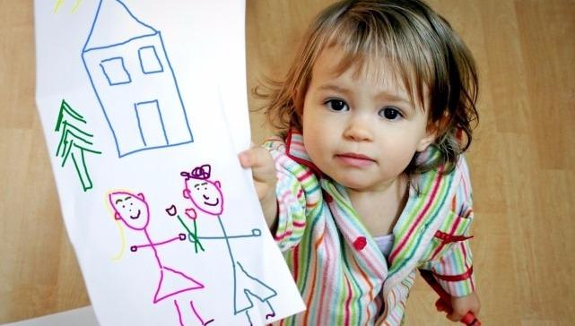 Мифы о детских рисунках
