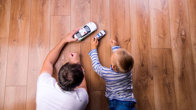 Игры детей и родителей: о пользе совместных игр