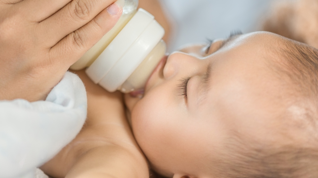 Смеси для новорожденных. Как сделать выбор?