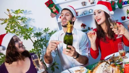 Устраняем последствия новогодних праздников