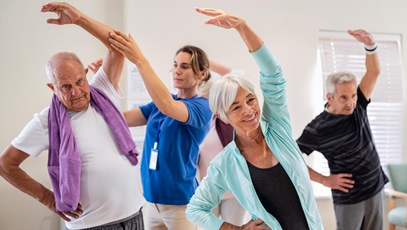 Лечебная физкультура: как проводится и чем полезна