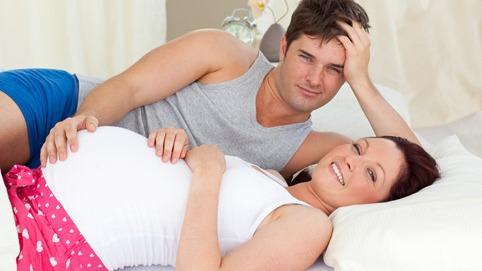 Сон во время беременности