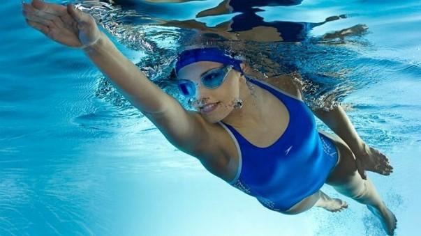 Плавание как вид ЛФК